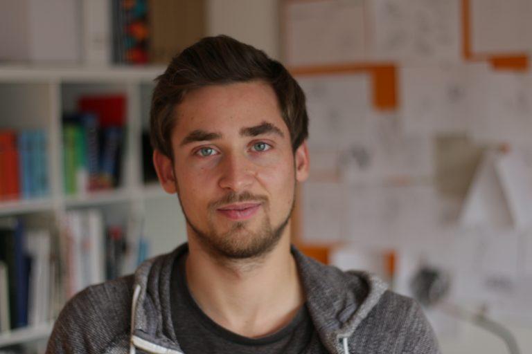 Portrait von Lukas Ferger