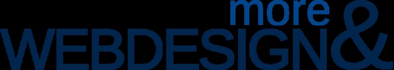 WEBDESIGN&more Logo